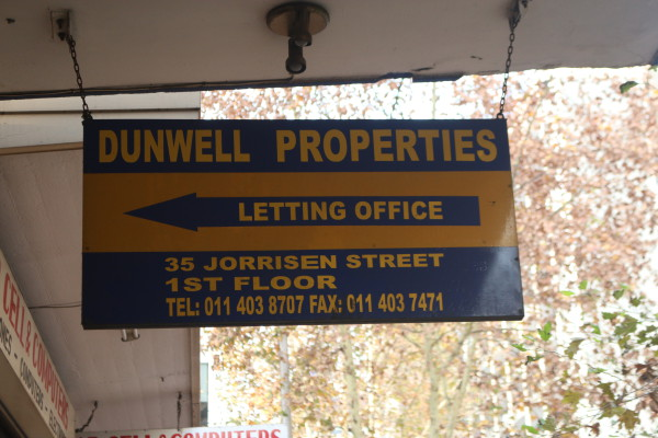 The #AccessCampaign is funding students who cannot afford accommodation to stay in the Dunwell Properties.