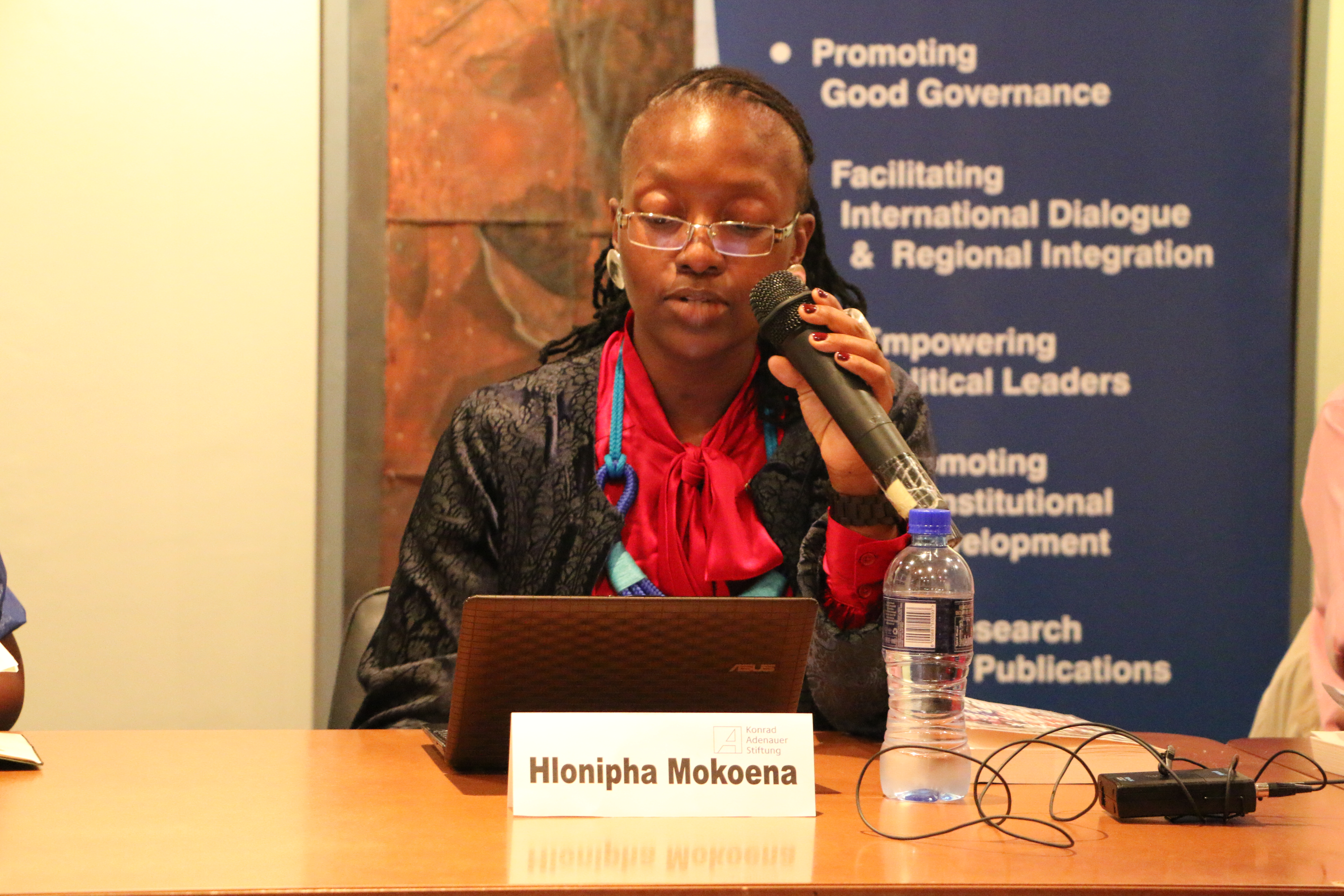Reflections on South Africa's Middle Class- Book Launch