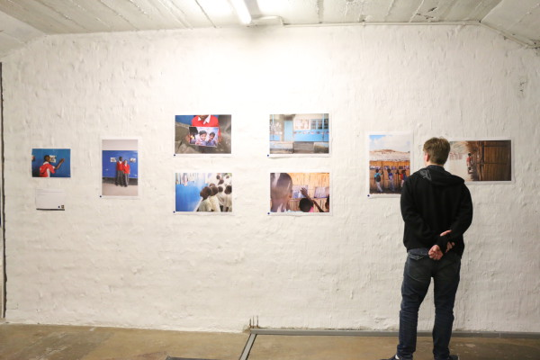 GETTING EDUCATED: The Everyday Education exhibition showcases certain African educational settings. PHOTO: Nasya Smith
