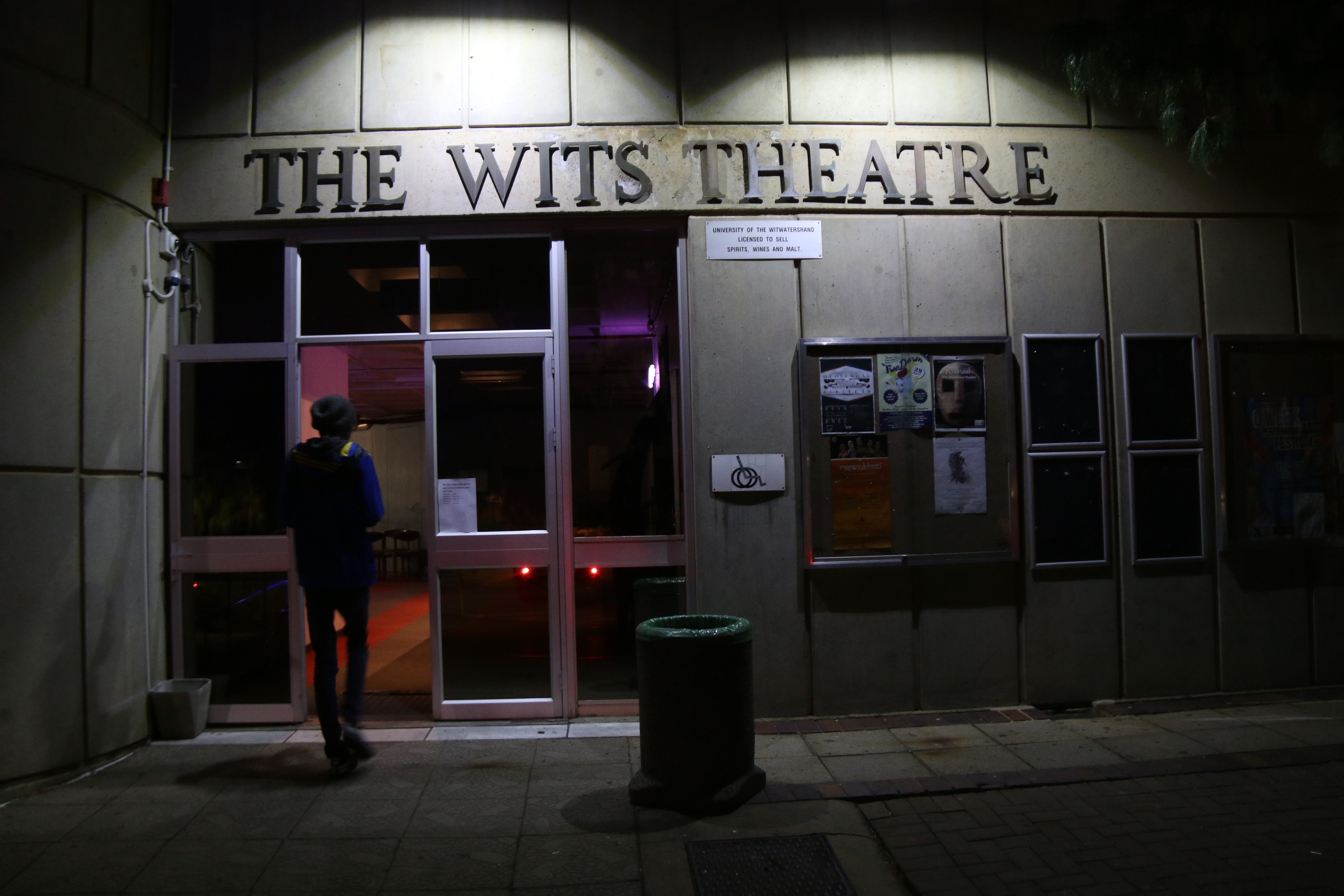 A play about women ruined by war at Wits Downstairs Theatre