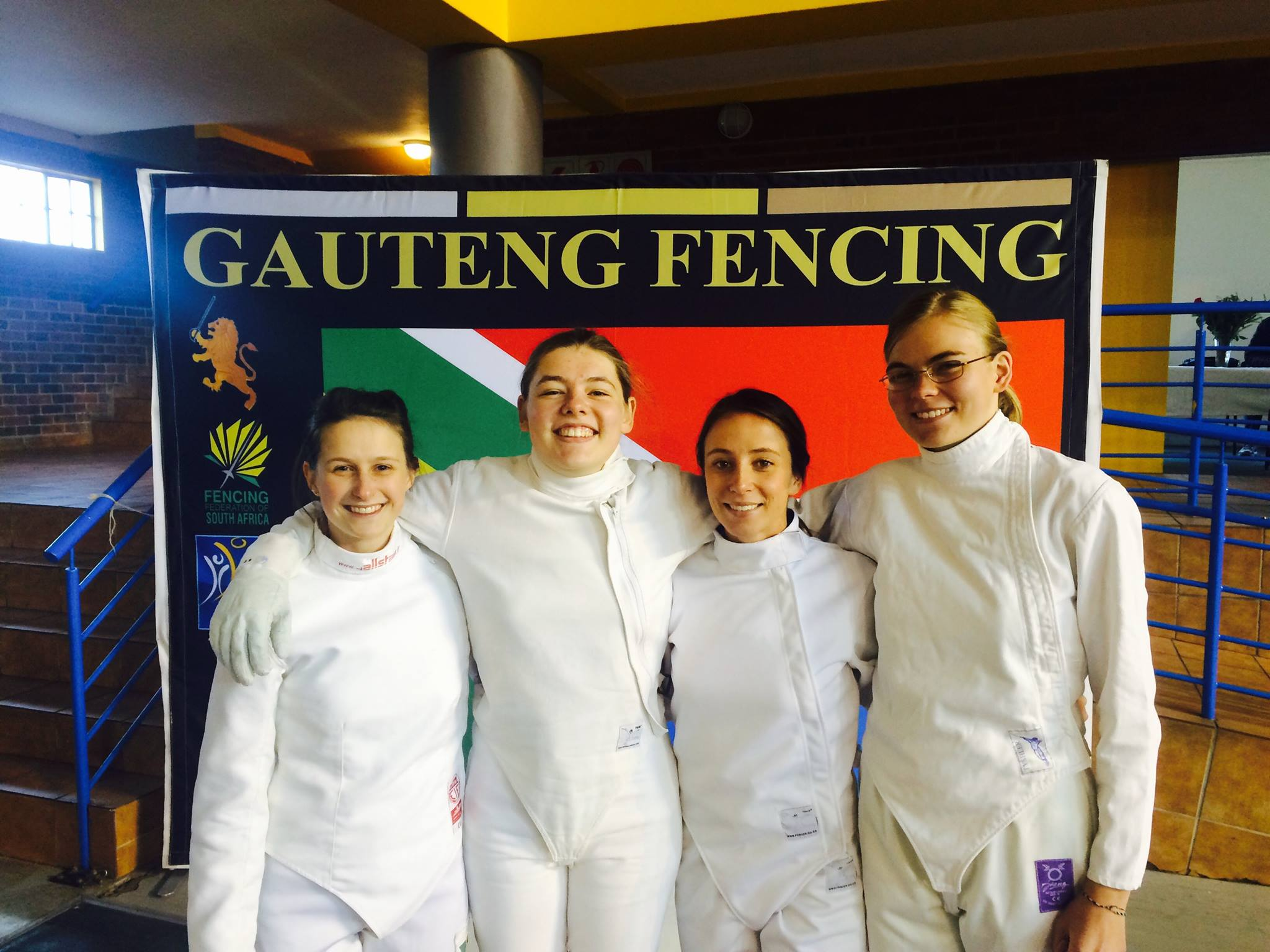 Wits Fencing attends National Senior Championships