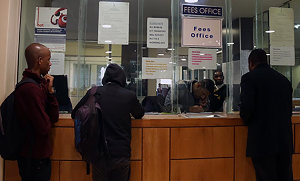 ZERO PERCENT: Looming fee increase upsets stakeholders. Photo: Tebogo Tshwane