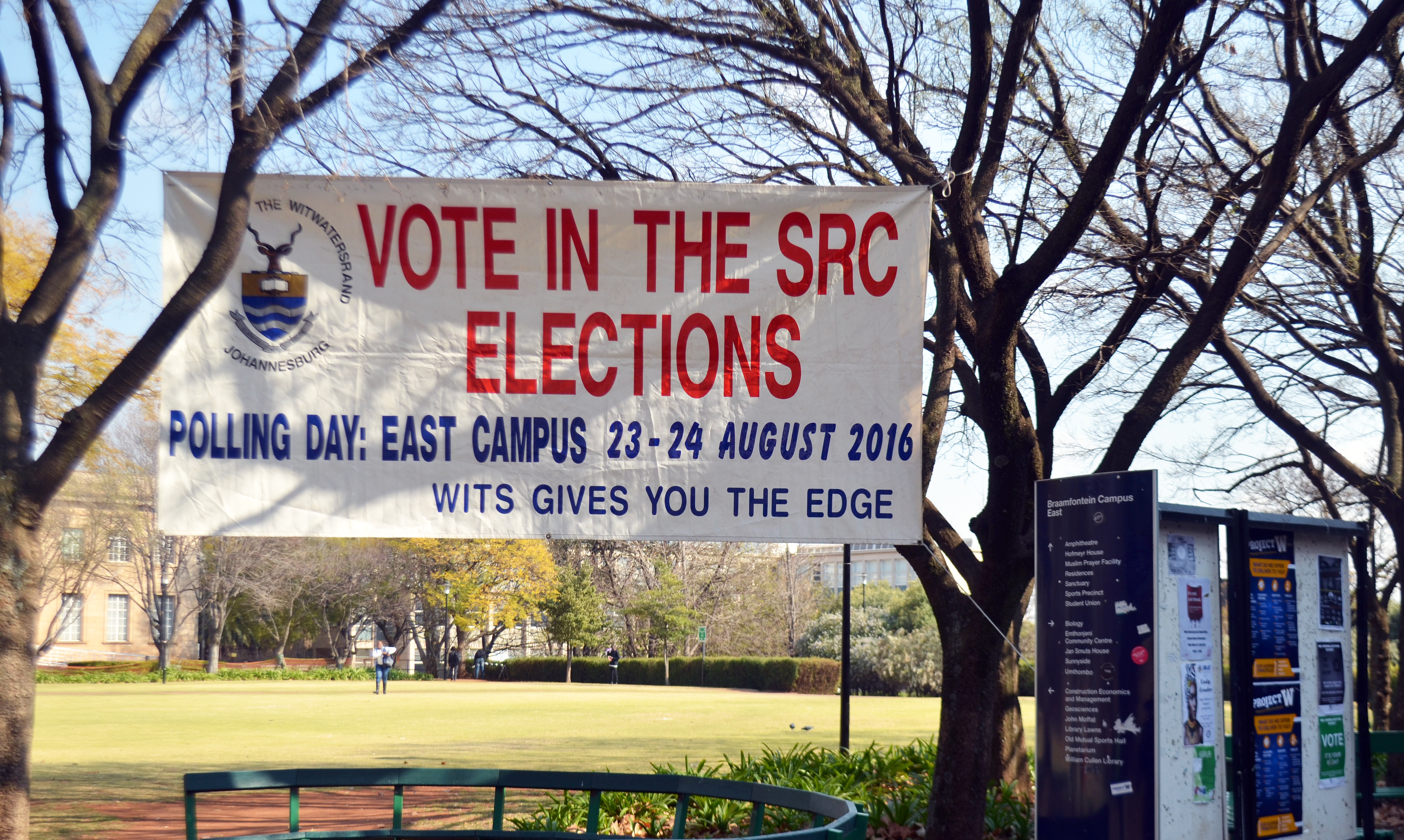 Wits gears up for SRC elections