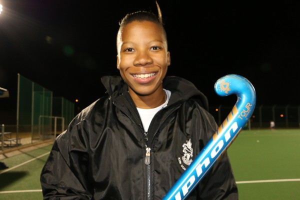 success: Maine makes Junior World Cup squad. Photo: Ayanda Mgede