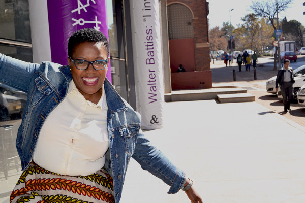 JOIEDEVIVRE: Communication and Media Consultant, Bongiwe Gambu, is passionate about her and living life to it's fullest potential PHOTO: ZANTA NKUMANE