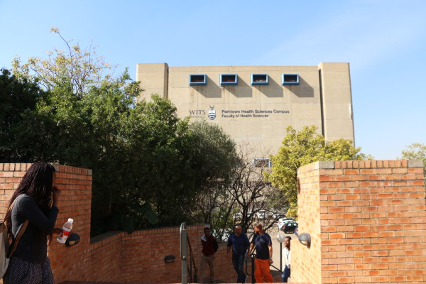 Wits medical students protest over transformation