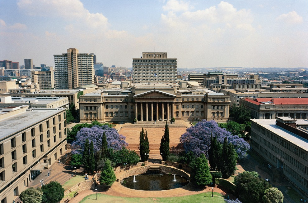 Wits student arrested