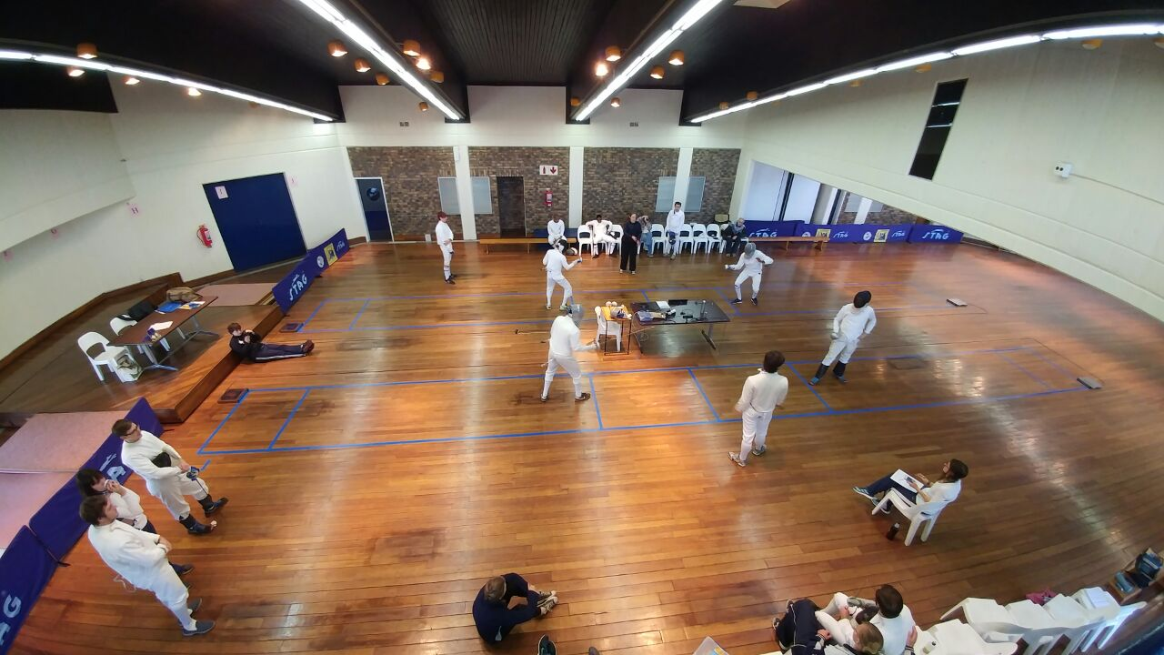 Wits Fencing Club holds first internal tournament