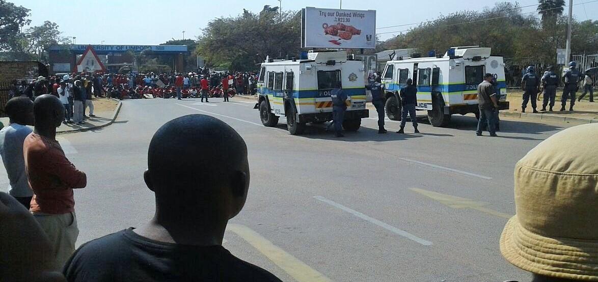 University of Limpopo shut down indefinitely