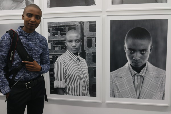 Photo series participant, Lerato Dumse through her phases. Photo: Olwethu Boso