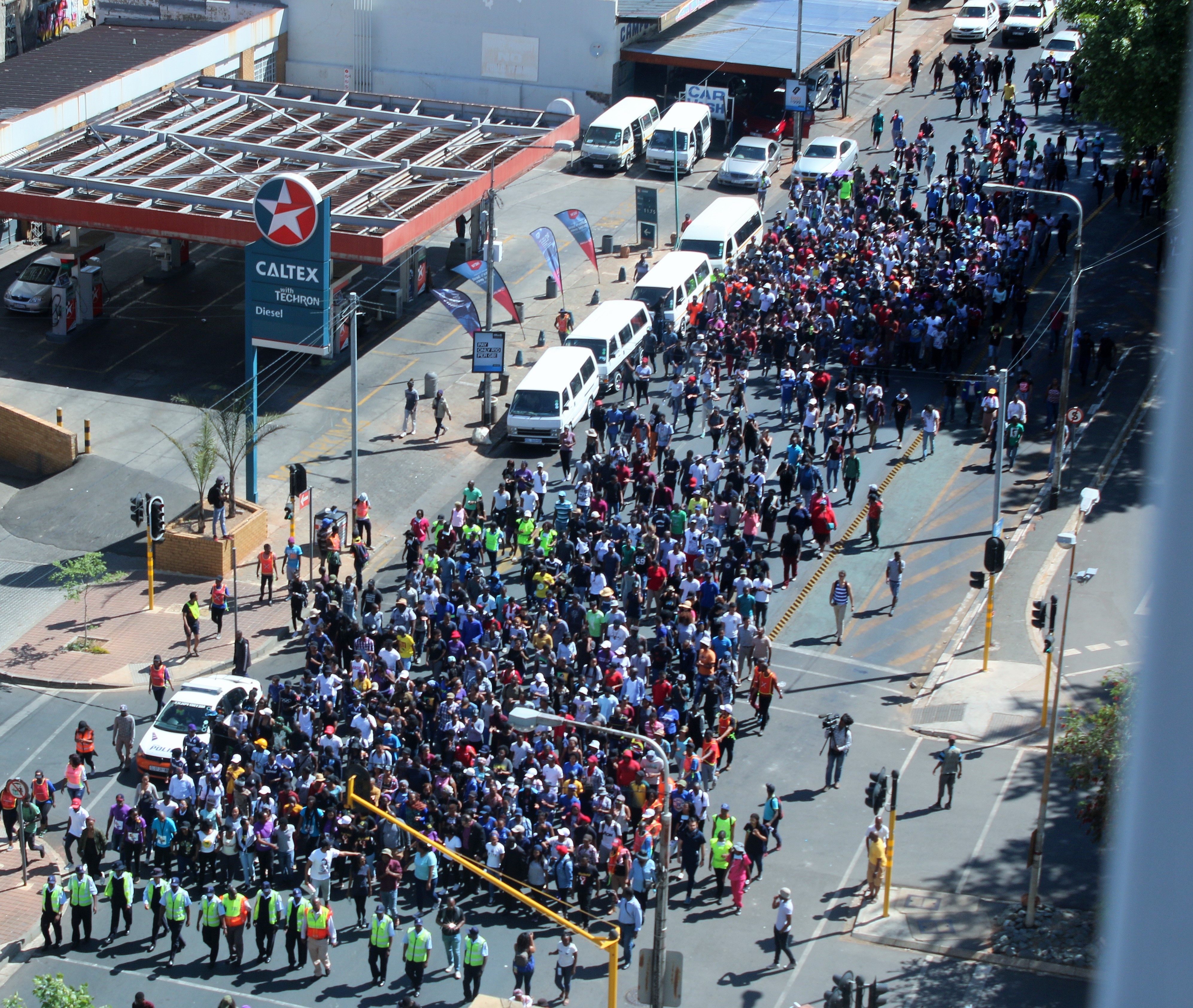 Chamber of Mines to consider student demands