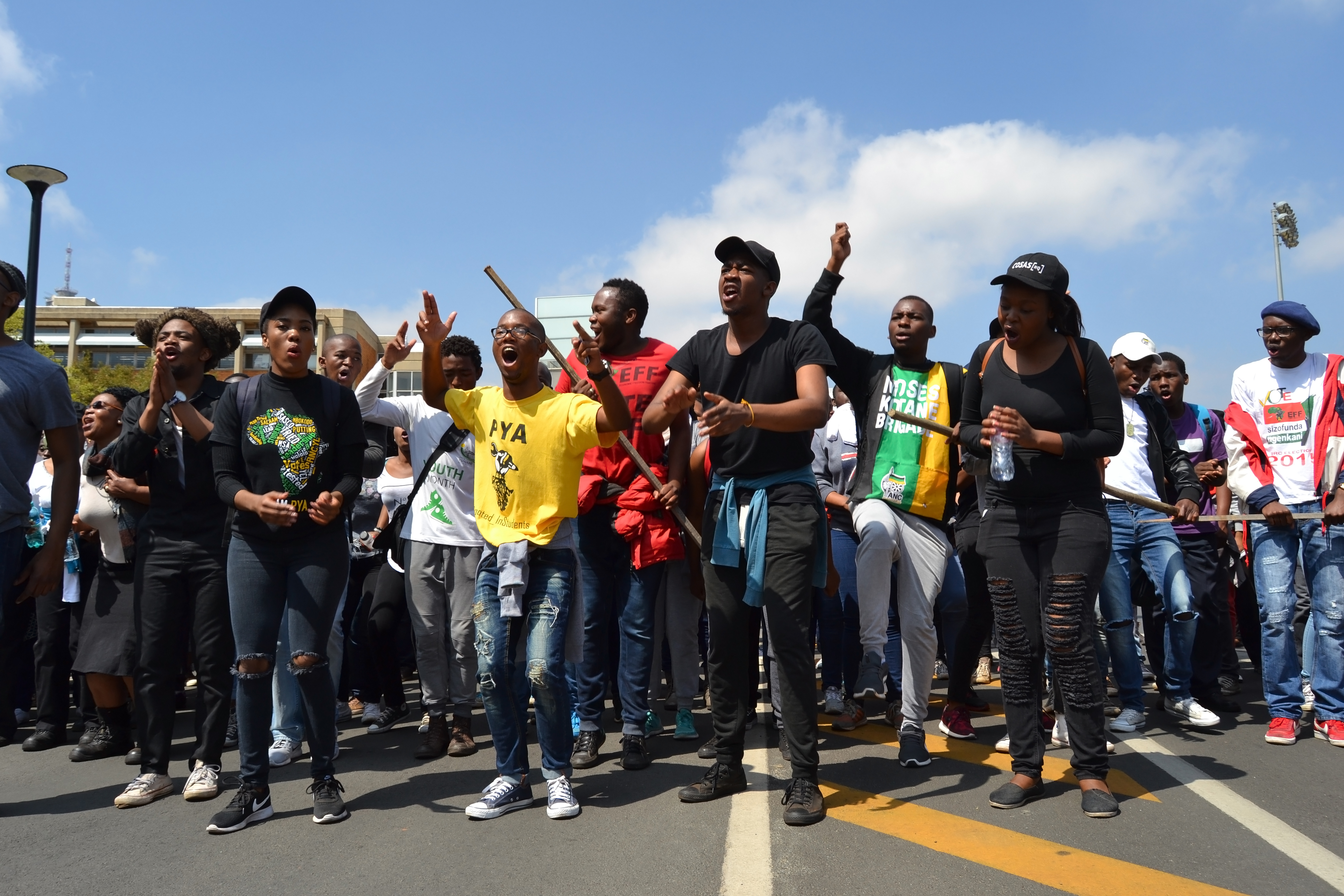 "Wits announces ""protocols for protest"""