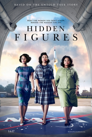 "Movie Review: ""Hidden Figures': See what she becomes."