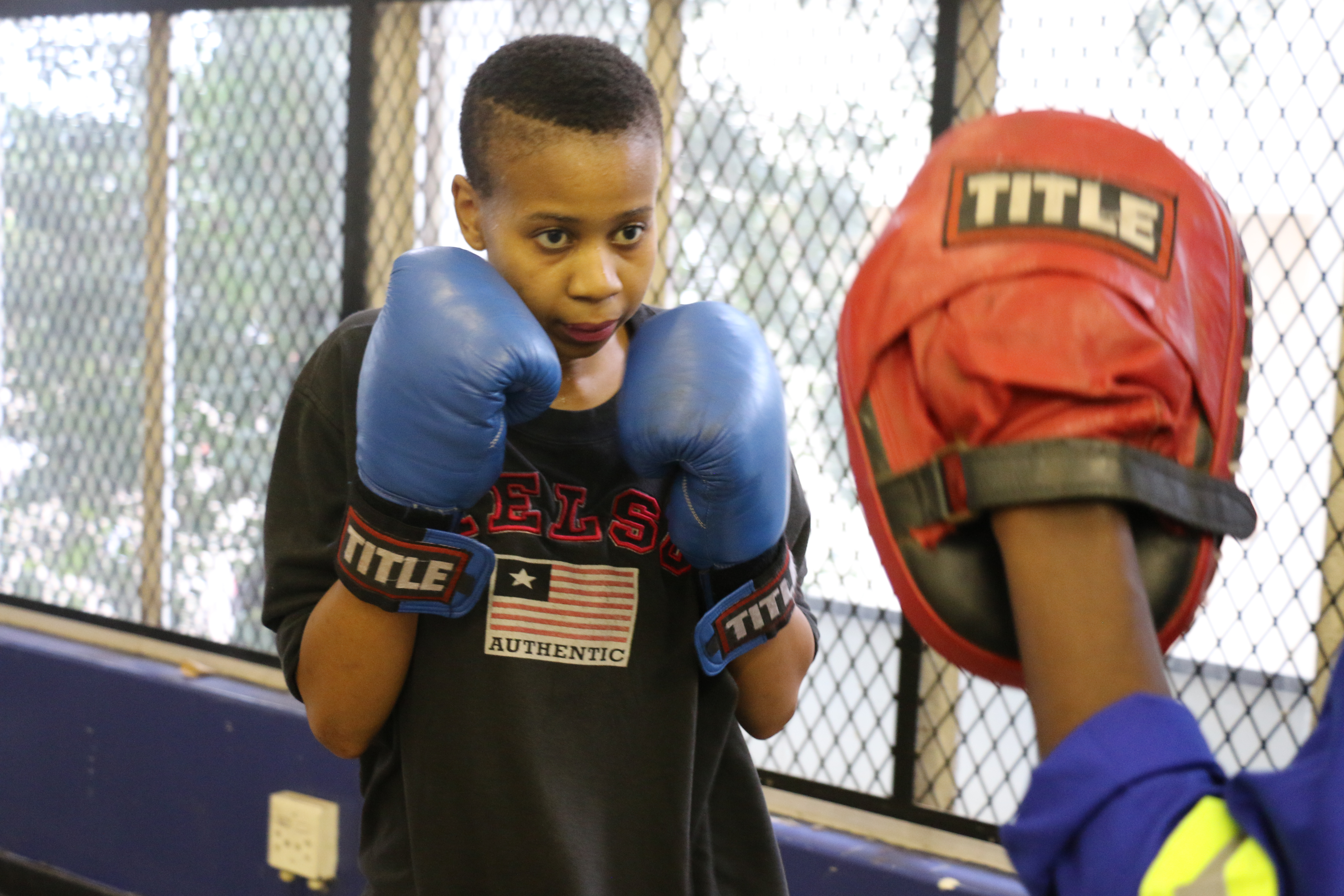 Boxing club on a mission to recruit