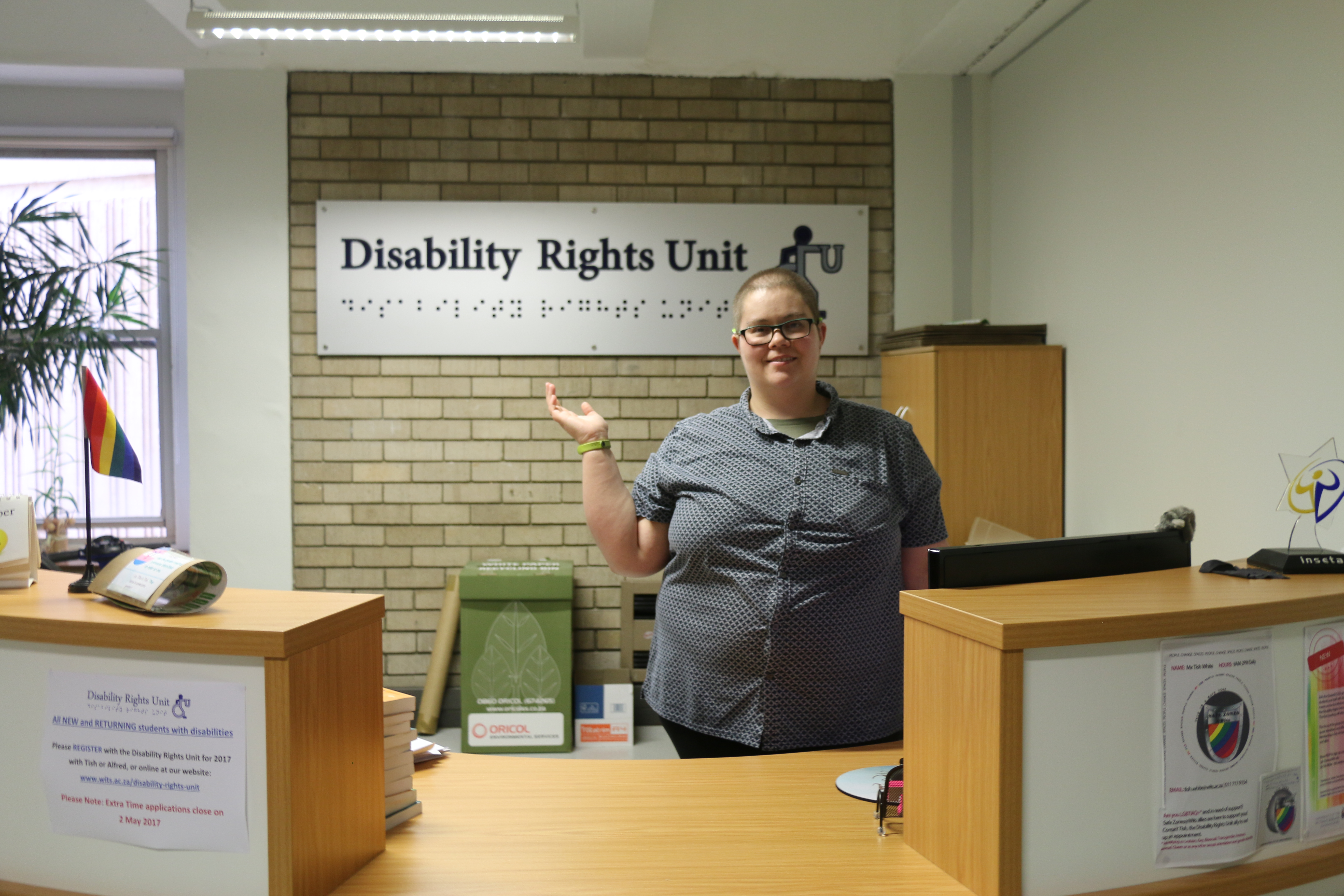 Call To Help Disabled Students And Staff Navigate Campus