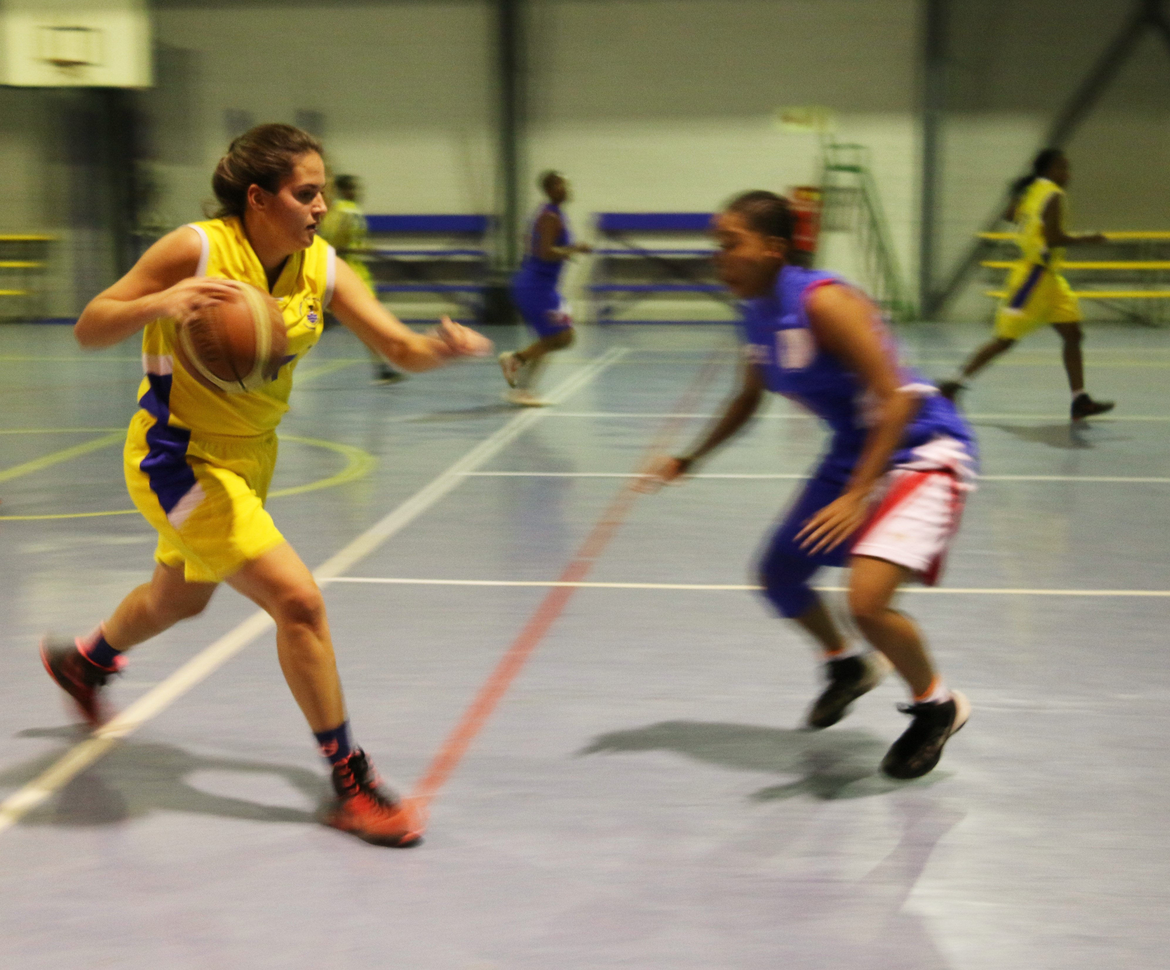 """Wits ladies basketball hopes to """"Up the Bucks"""""""