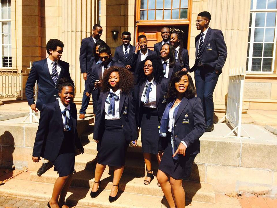 Who's who in the Wits SRC