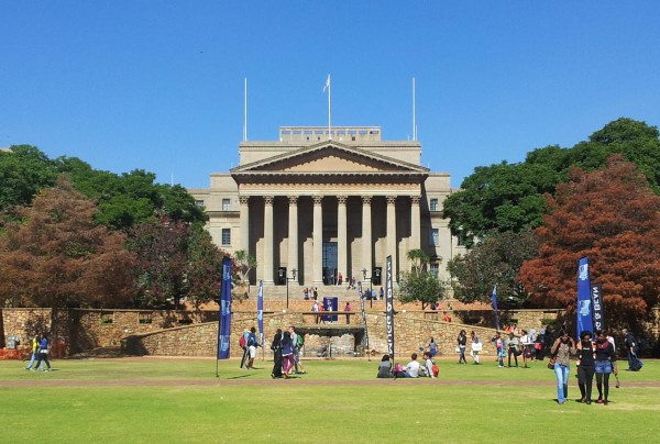 Wits Great Hall - Heritage Portal - 2013