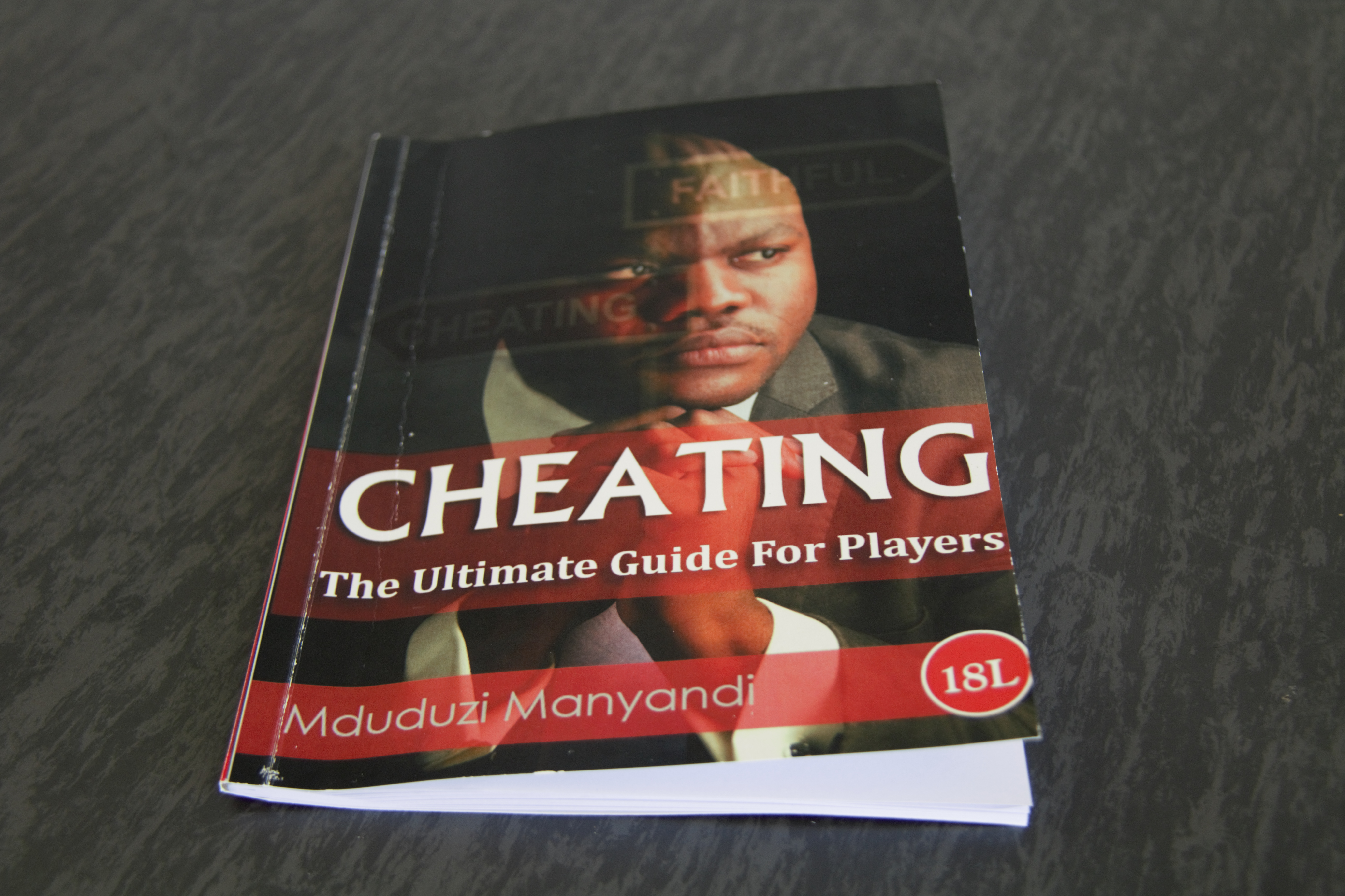 Book review: Cheating – the ultimate guide for players
