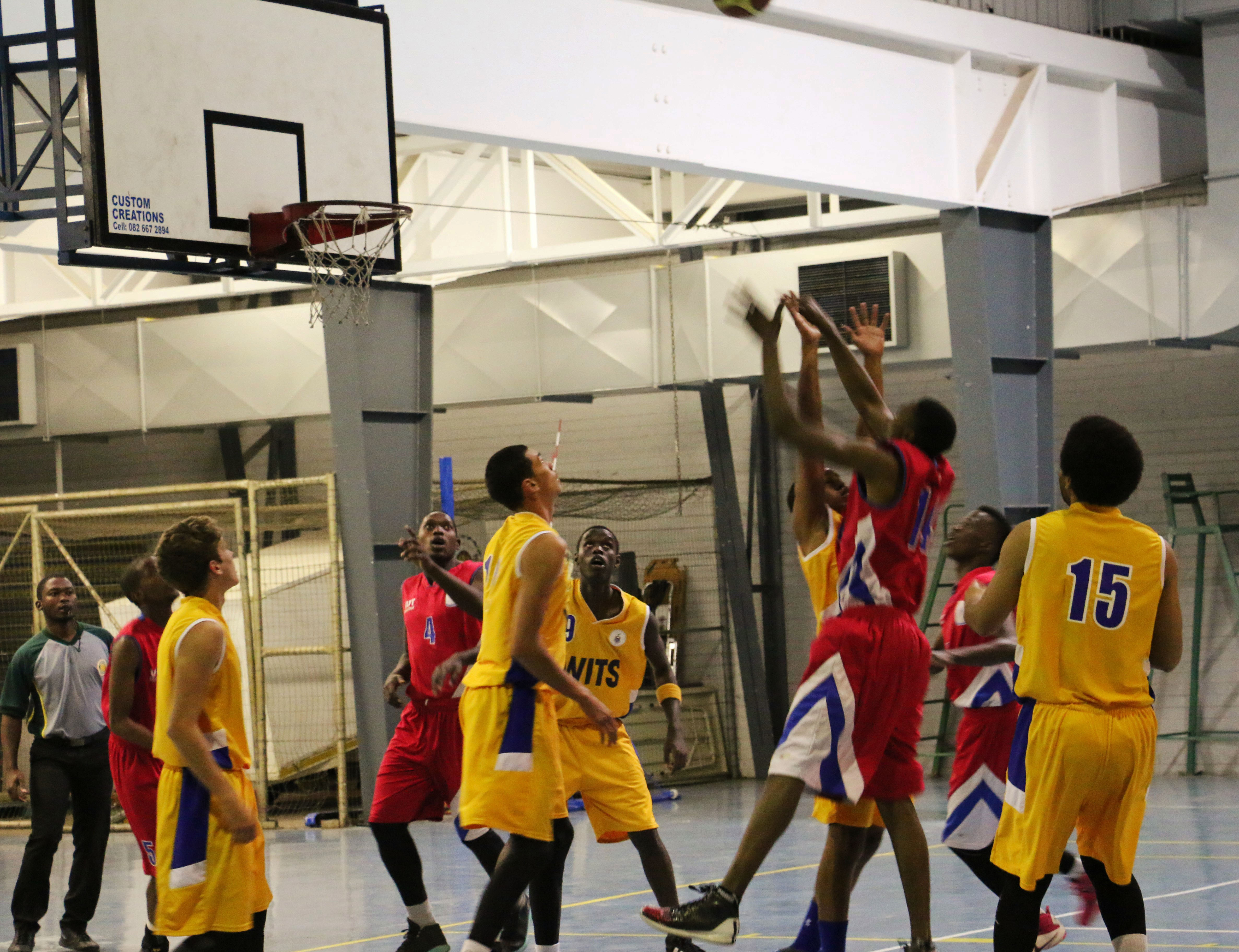 Wits basketball bounces its way to the top