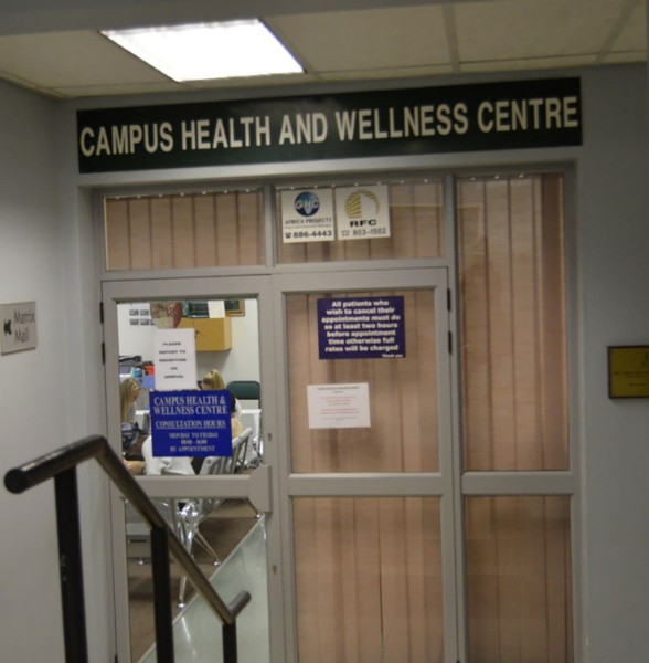 Wits University Campus Health and Wellness Centre - Photo: Nomvelo Chalumbira