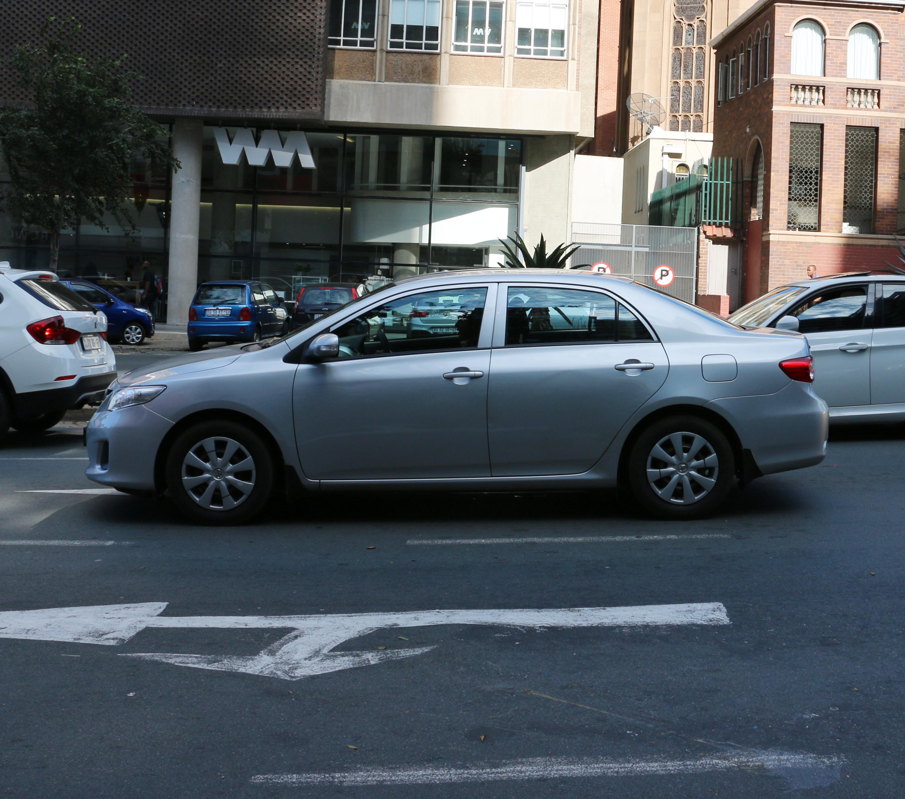 Students caught in taxi spat outside Gautrain station