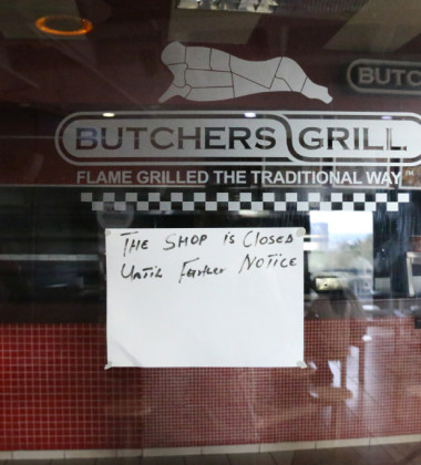 Grilled: Health audit forces store to shutdown