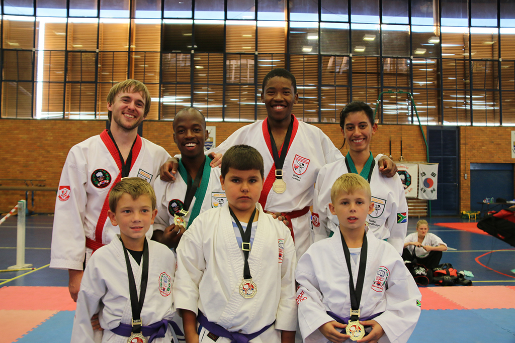 Wits Martial Arts in 38 medal haul