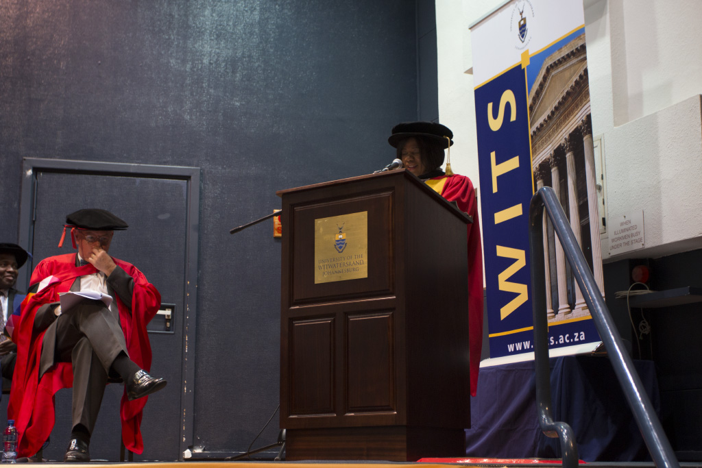 Madonsela gets honorary doctorate