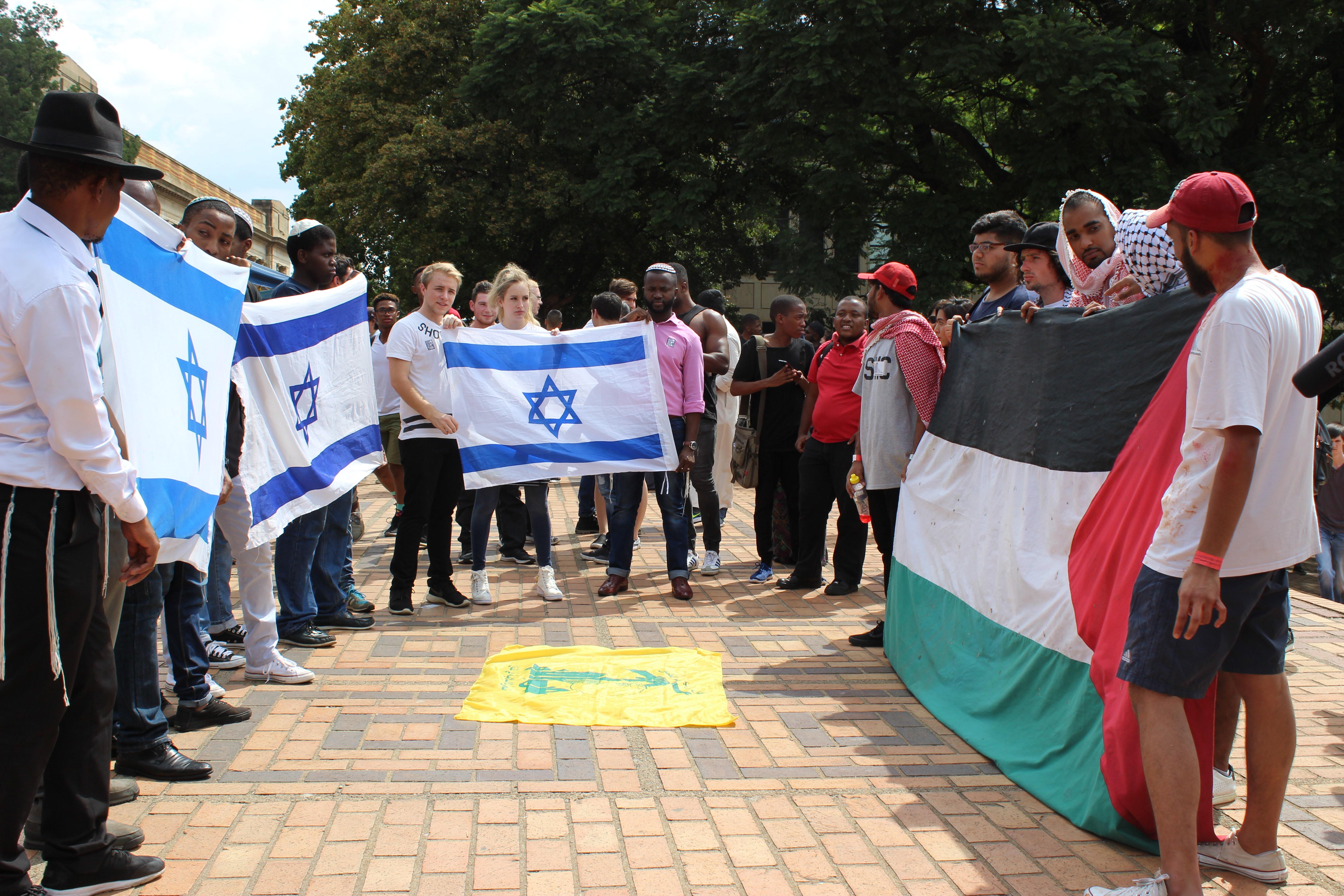 Israeli apartheid week unleashes turf war