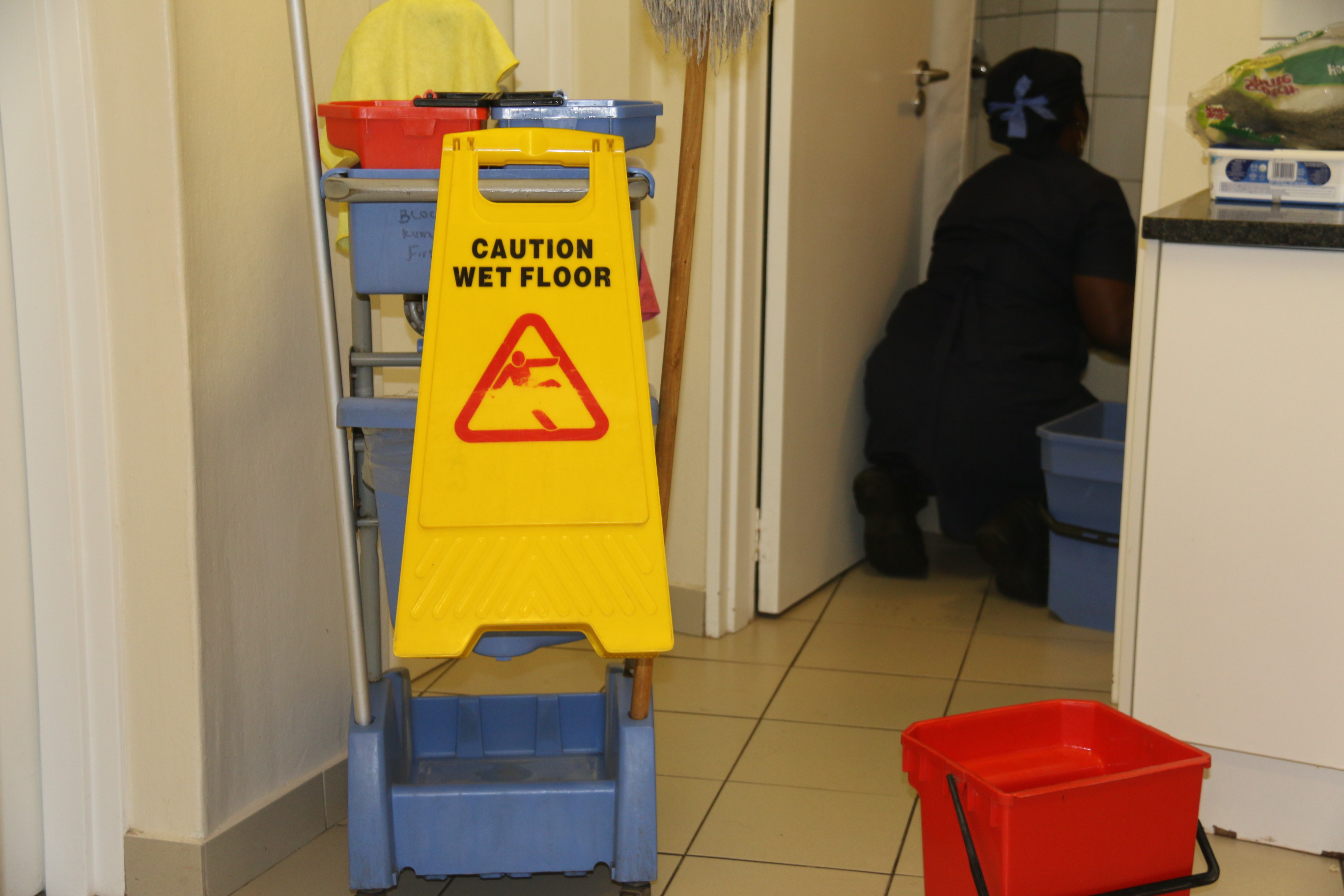 Wits Junction cleaners complain over work load