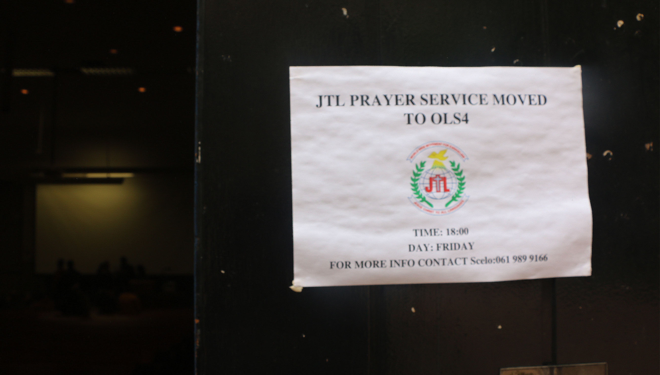 Wits church community ordered to vacate buildings they hold services in