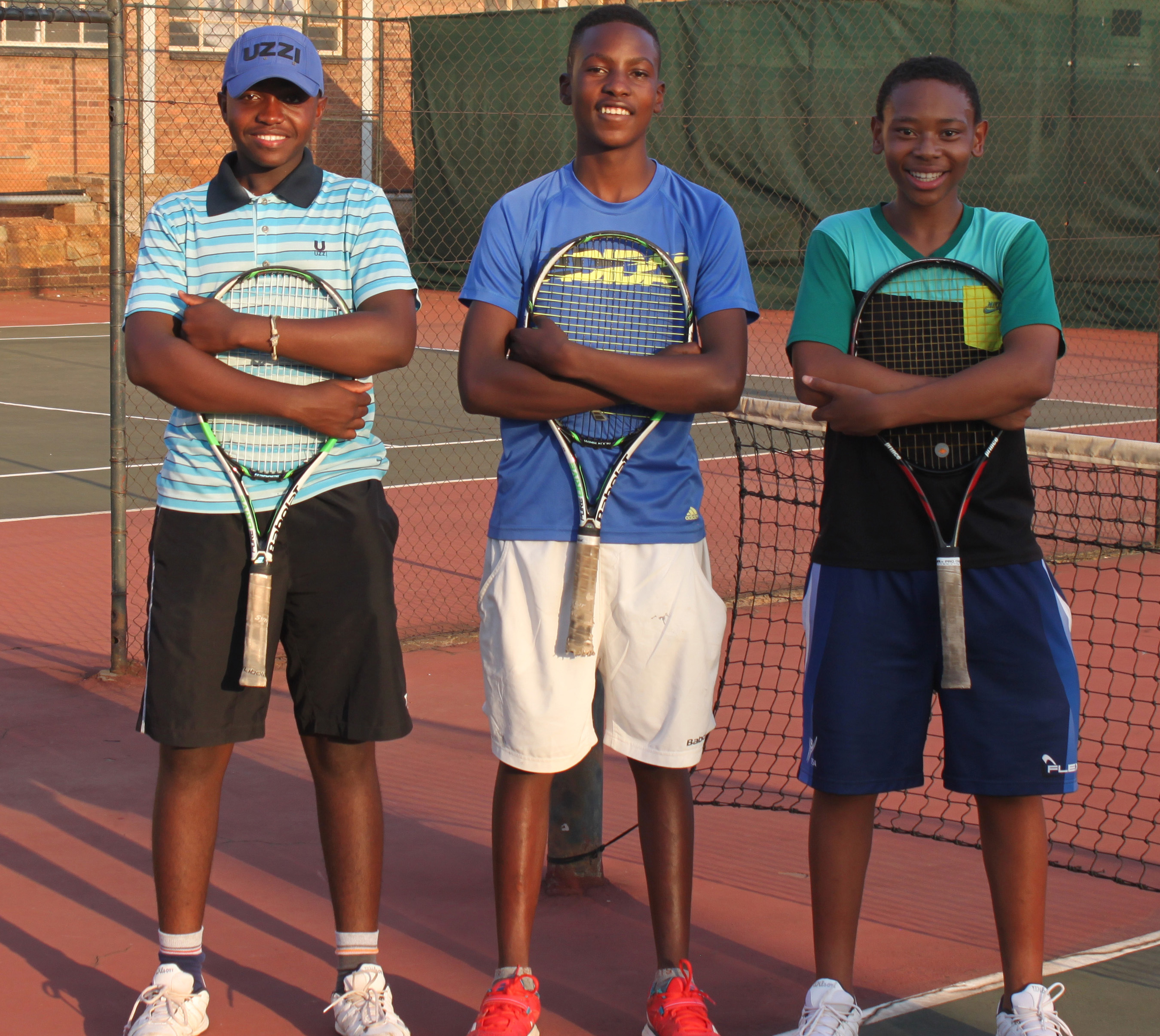 Tennis initiative uplifts youngsters