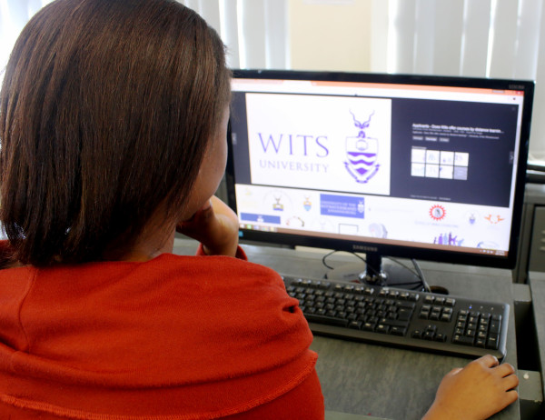 Wits still allowing applicants to apply using paper applications Photo: Chulumanco Mahamba