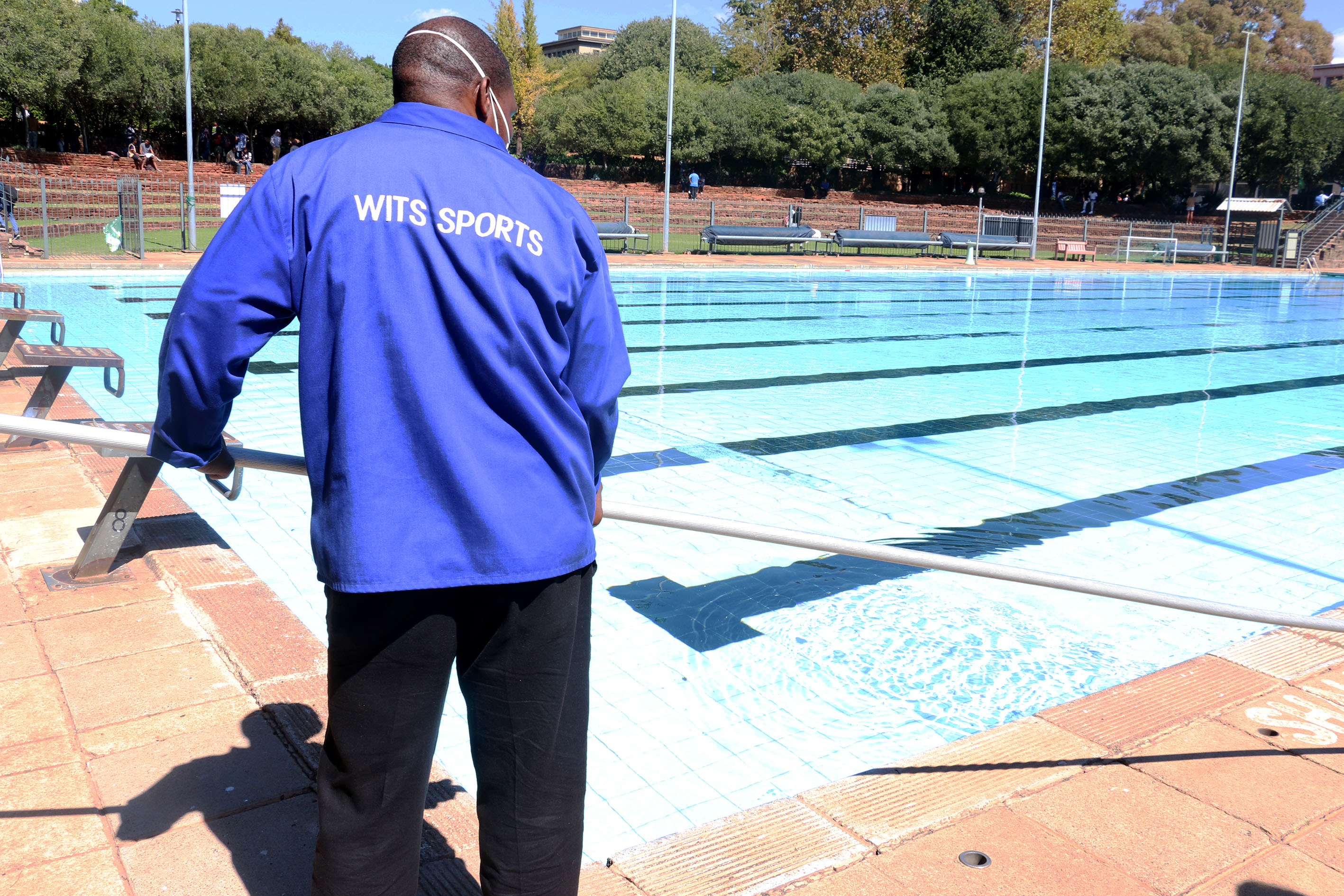 Blood clots and headaches among health issues faced by pool maintenance workers