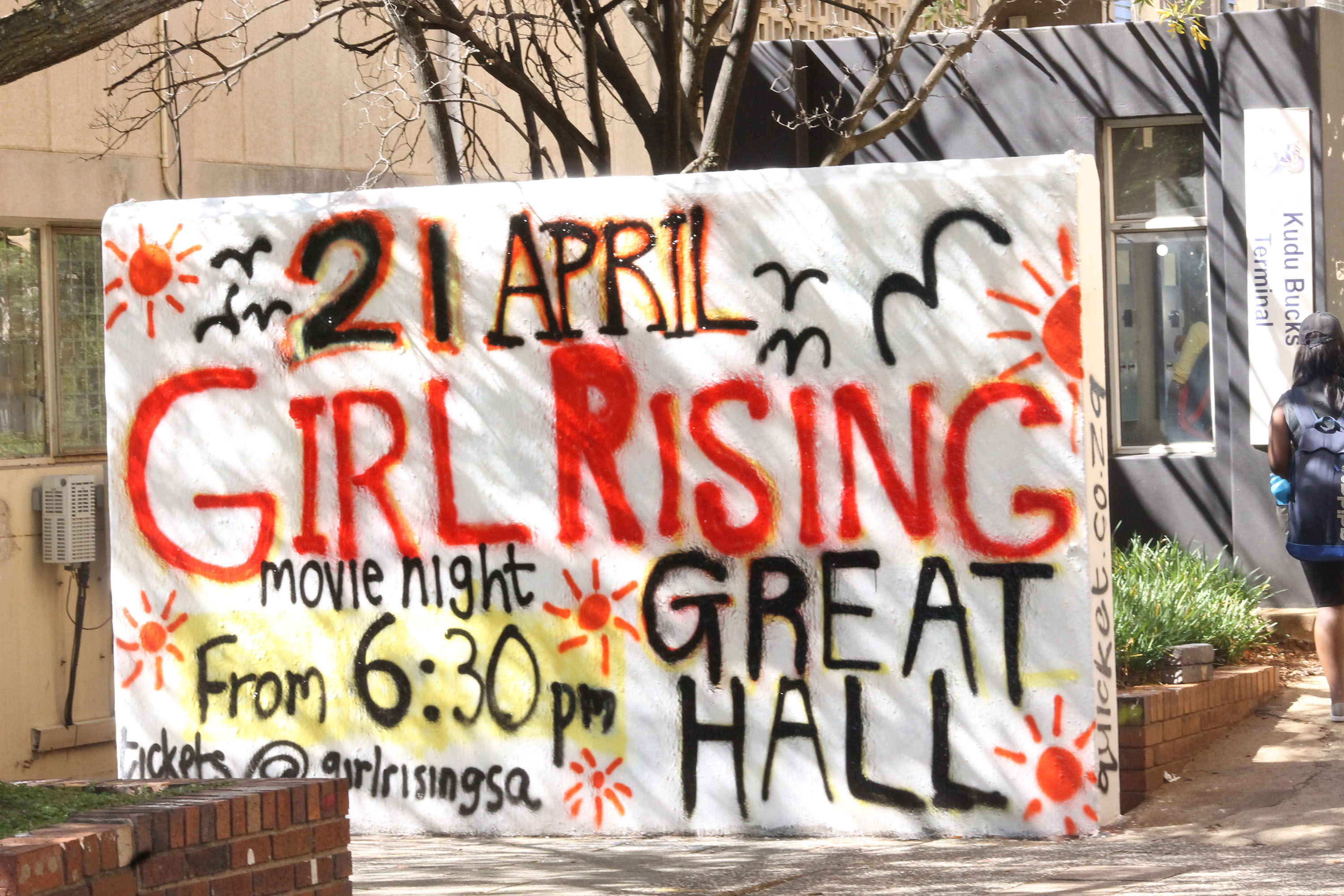 Movies to raise money for girls' education