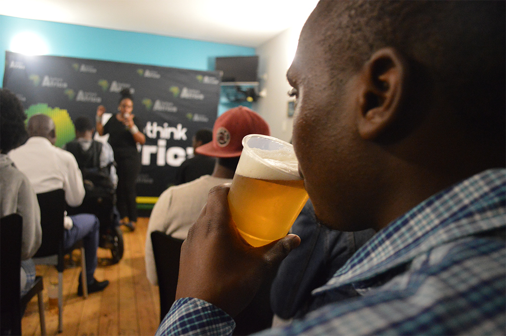 Beer stimulates political debate