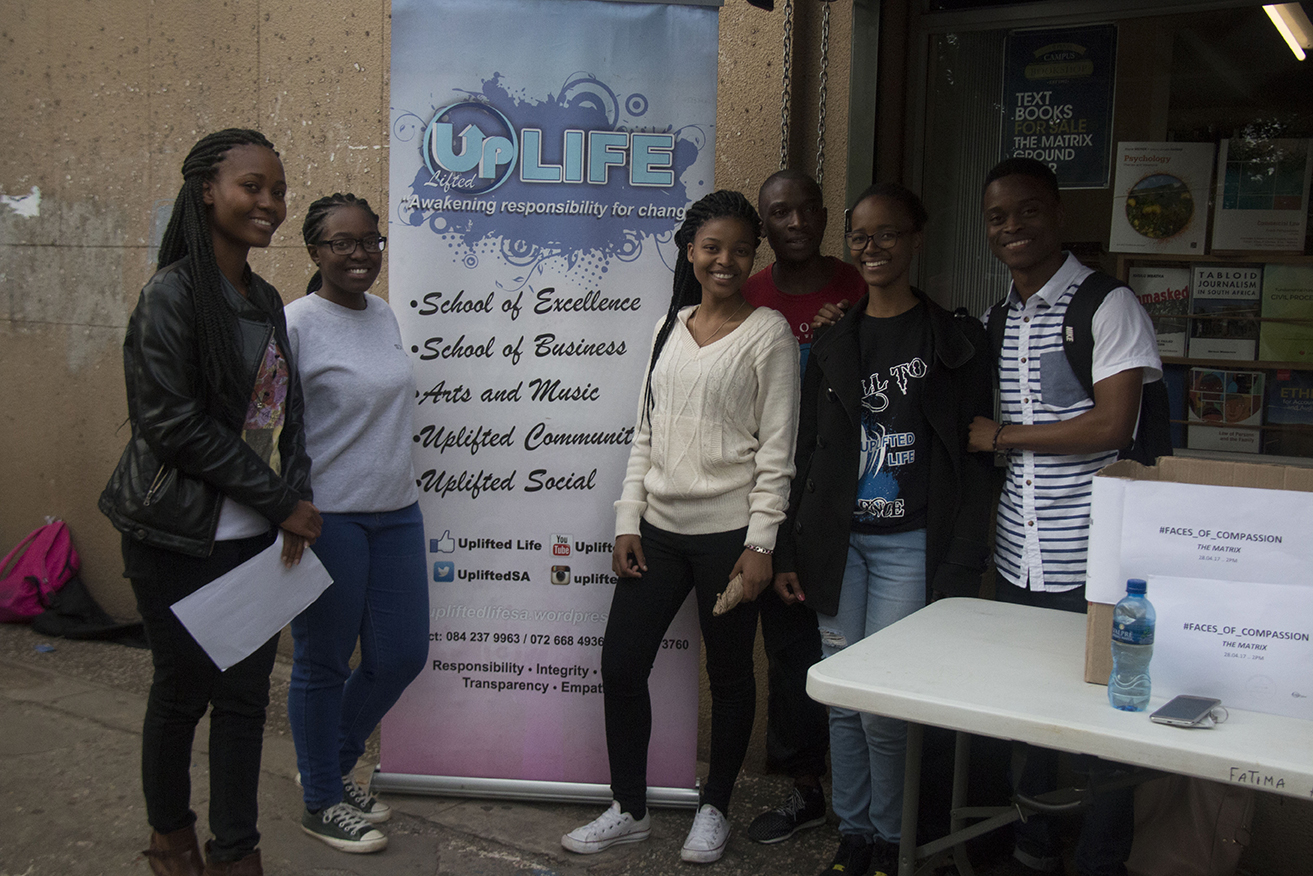 Wits society runs food drive for Soweto school