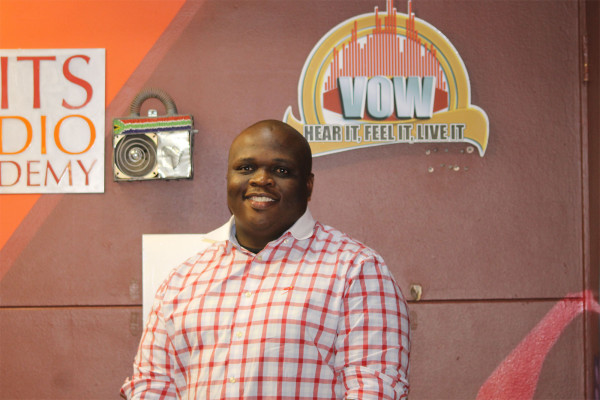 TUNED IN: Itumeleng Bahetane is Voice of Wits FM's new station manager