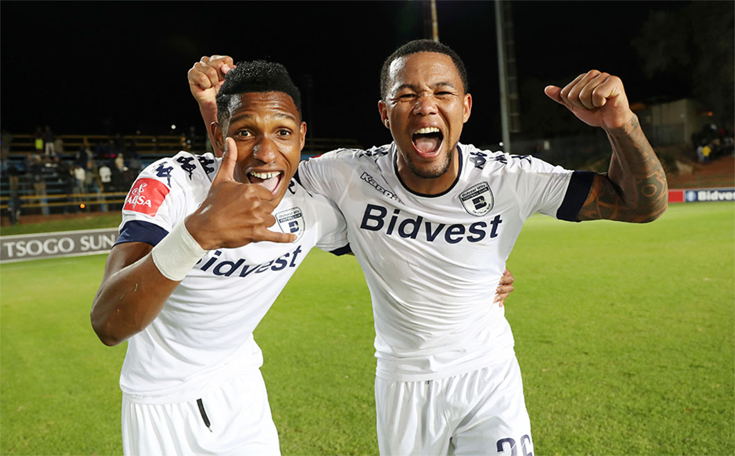 Bidvest Wits attempt to maintain recent improvement