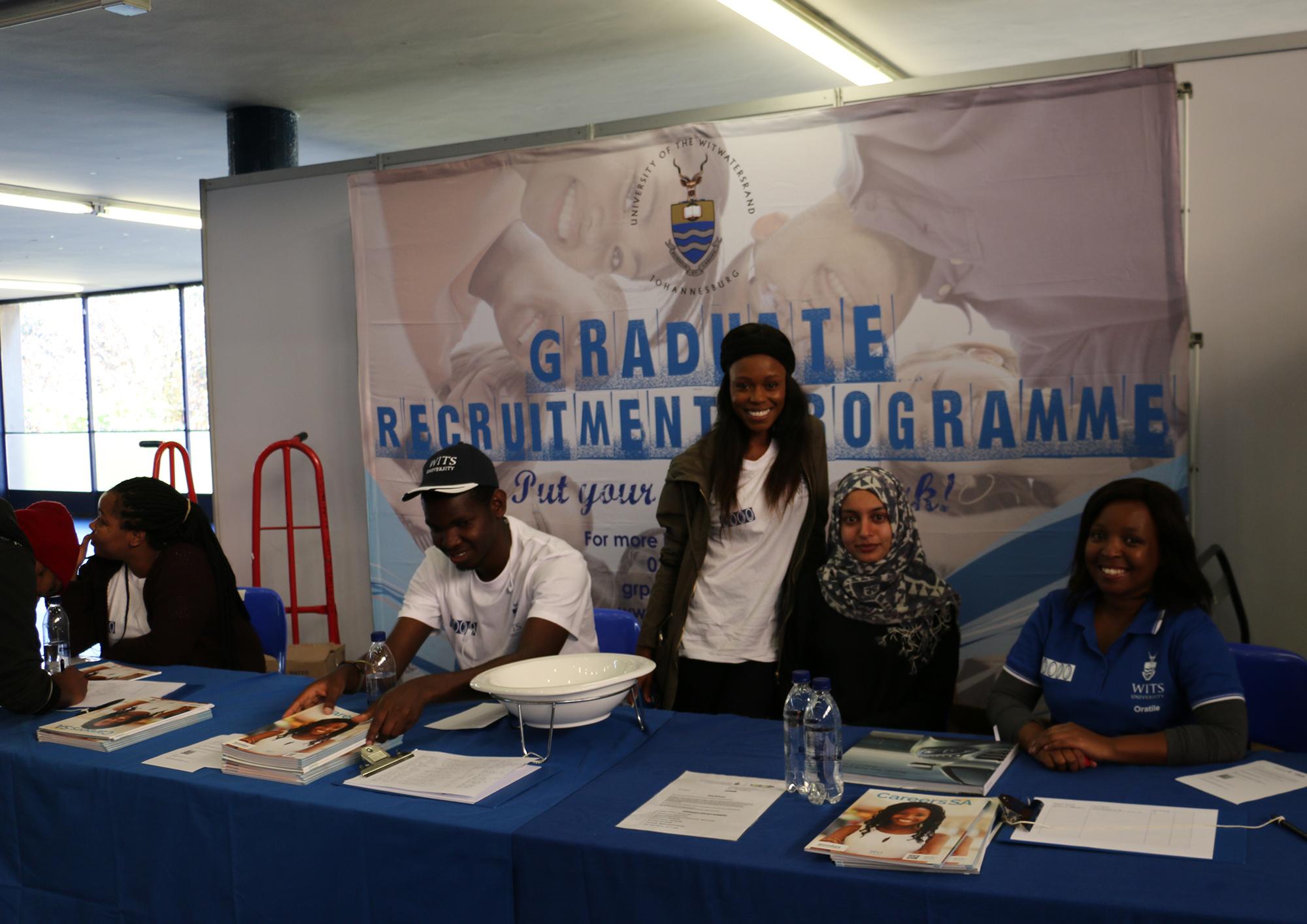 Careers fair offers overseas job prospects