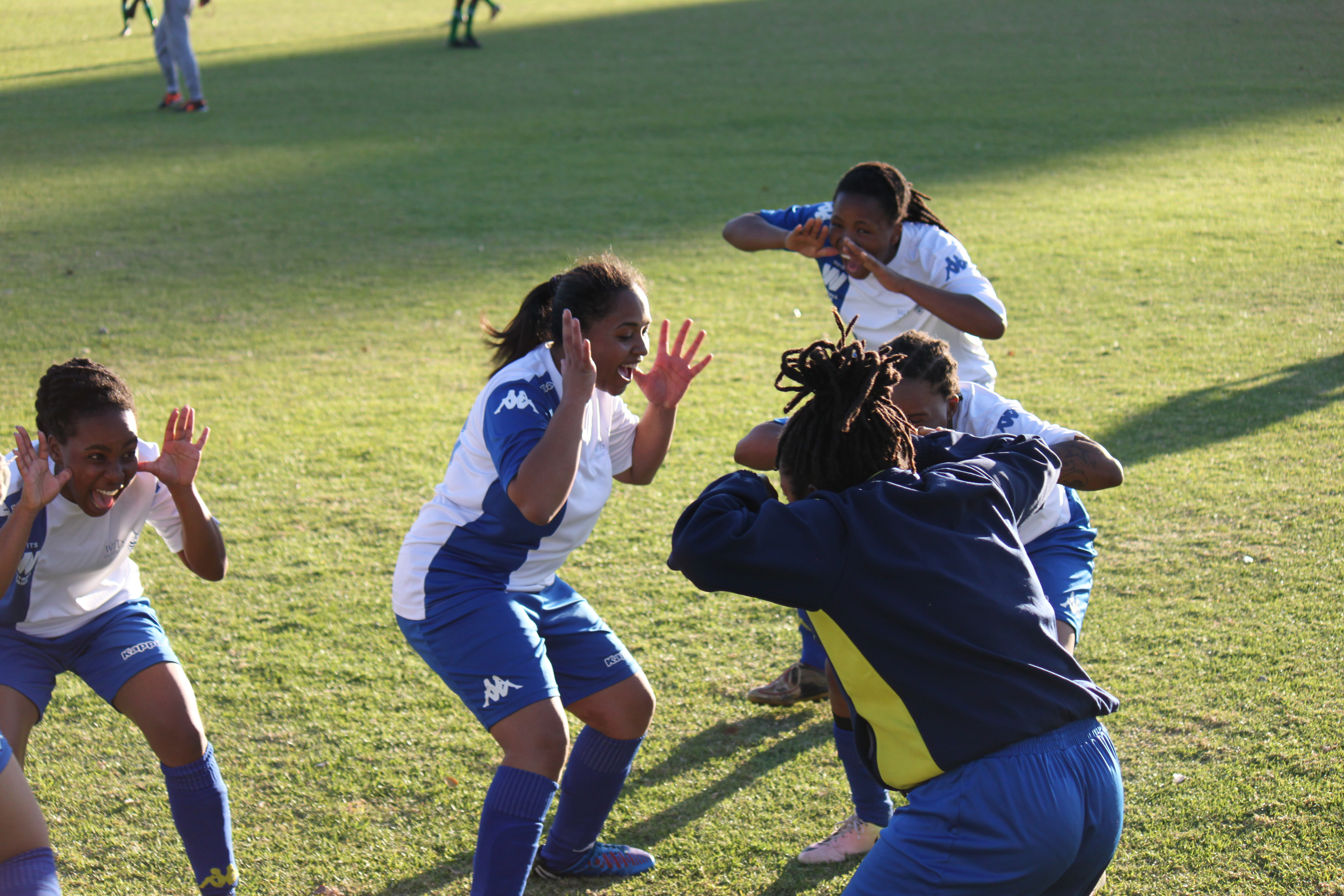 Wits Ladies start soccer season with a bang