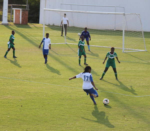 The Wits side scored three goals with one being an own goal from Midrand Ladies FC