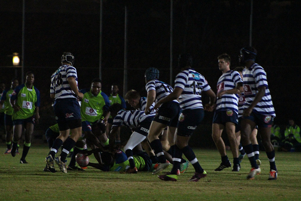 Wits interfaculty rugby off to a smashing start