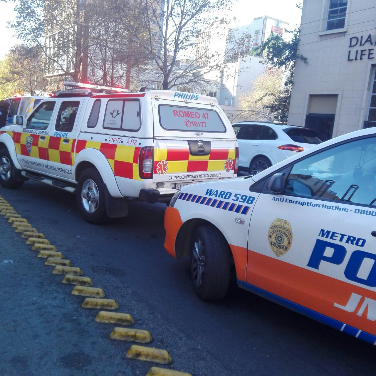 Wits student in Metrobus hit and run