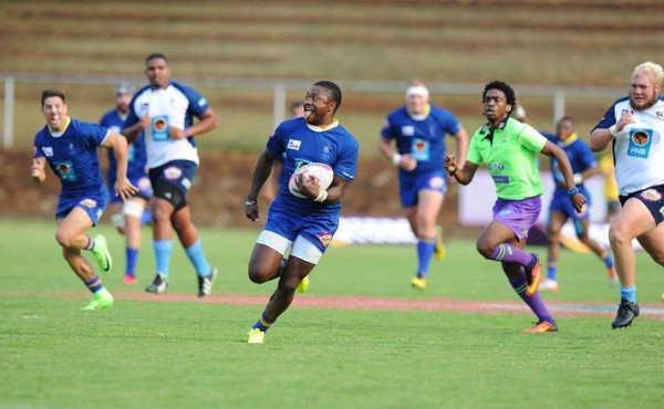 Two Wits rugby players selected for the National rugby team Photo: Provided
