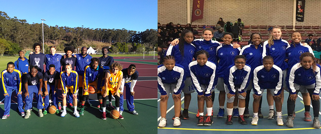 A successful sweep at USSA Basketball tournament