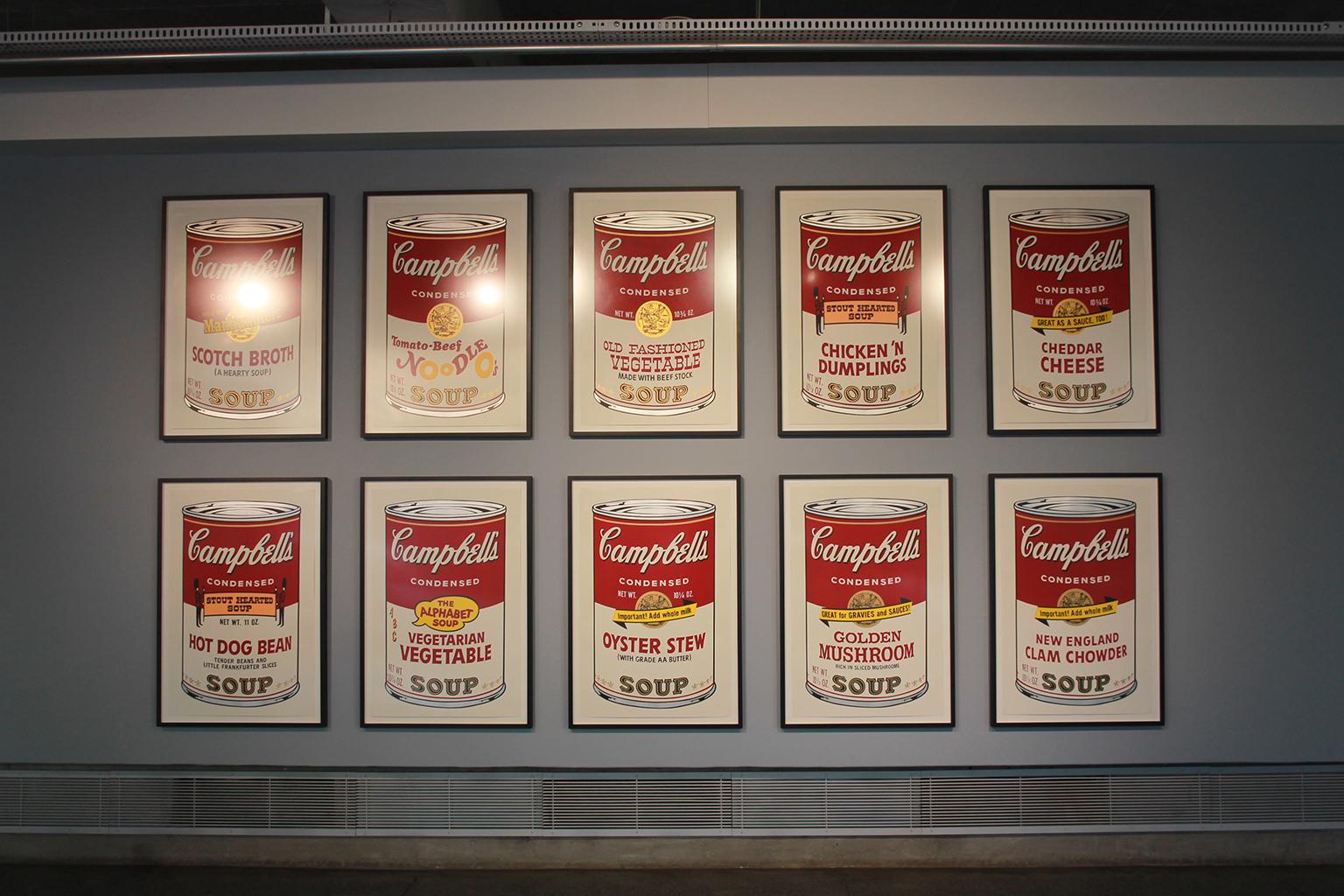 Andy Warhol at WAM