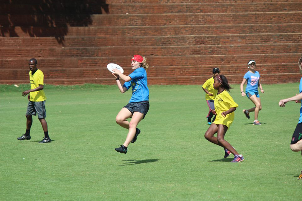 Three Witsies set for international frisbee spinoff