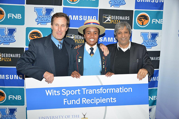 Wits launches fund to help disadvantaged students.